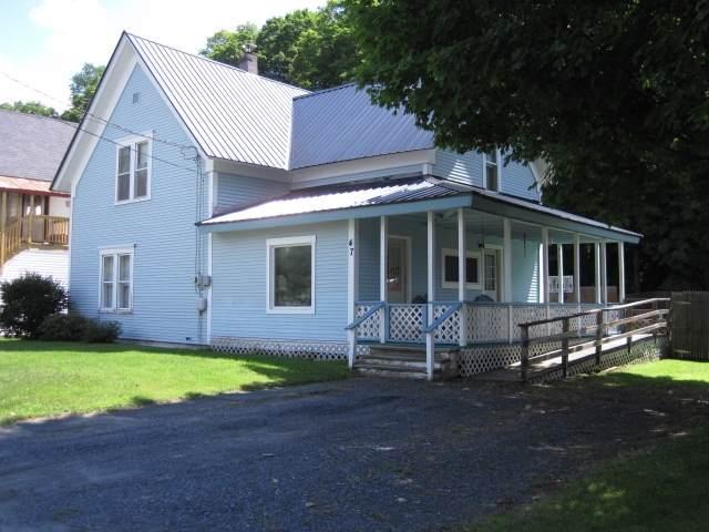 47 Elm Street, Hardwick, VT 05843 (MLS #4819702) :: Keller Williams Coastal Realty