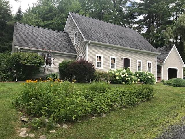 438 Riverview Road, Waitsfield, VT 05673 (MLS #4821476) :: The Gardner Group