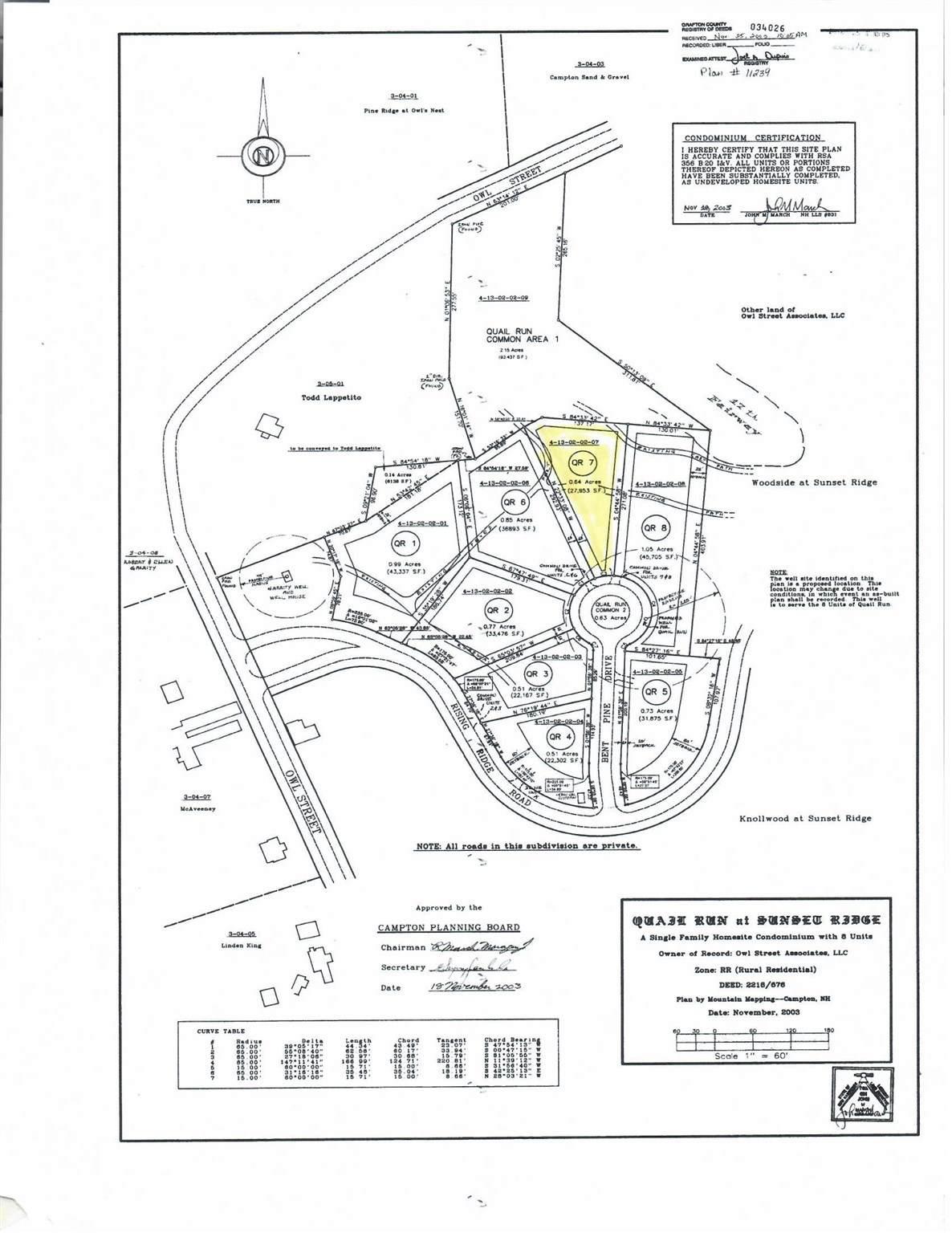 Map 4/13/2/2/7 Bent Pines Road - Photo 1
