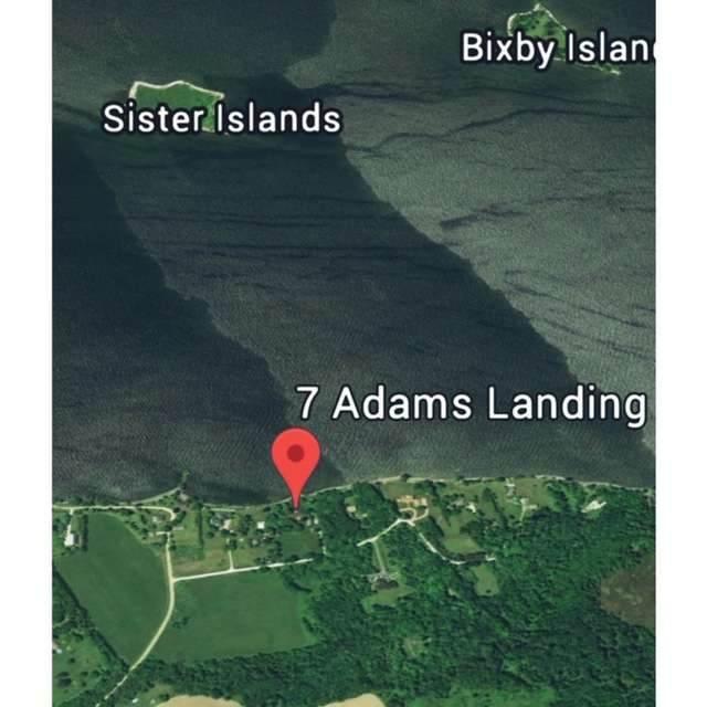 7 Adams Landing Road Extension, Grand Isle, VT 05458 (MLS #4829687) :: The Hammond Team
