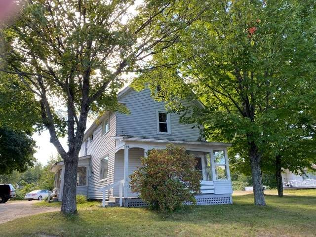 391 Main Street, Gorham, NH 03581 (MLS #4830166) :: Keller Williams Coastal Realty