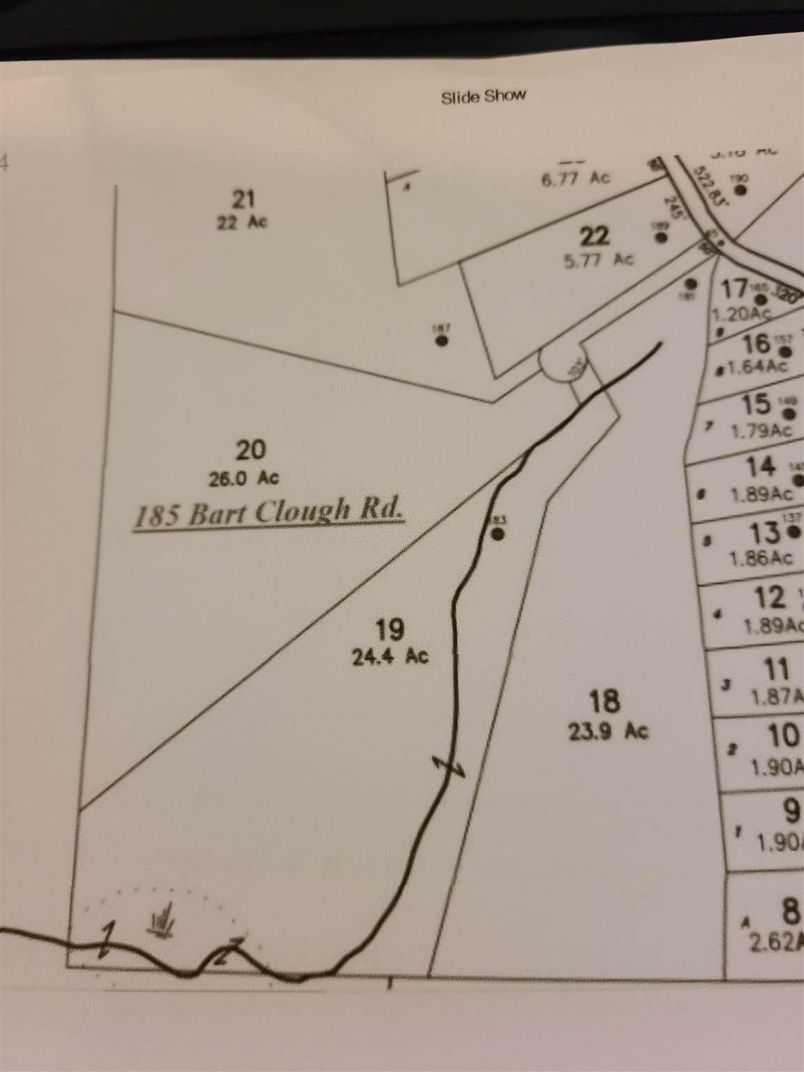185 Bart Clough Road - Photo 1