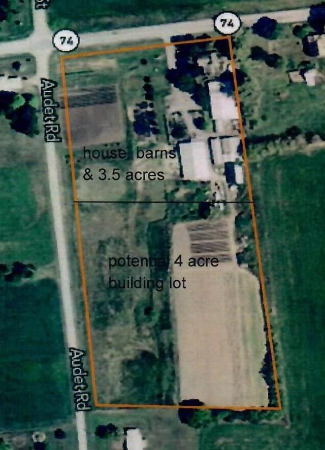 TBD Audet Road, Cornwall, VT 05753 (MLS #4839661) :: The Gardner Group