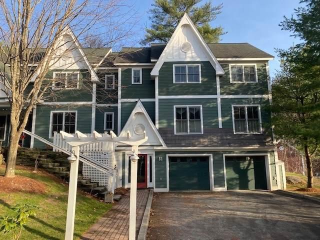 127 Palisades Street A, Stowe, VT 05672 (MLS #4841734) :: Signature Properties of Vermont