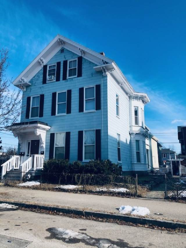 91 Ash Street, Manchester, NH 03104 (MLS #4844253) :: Lajoie Home Team at Keller Williams Gateway Realty