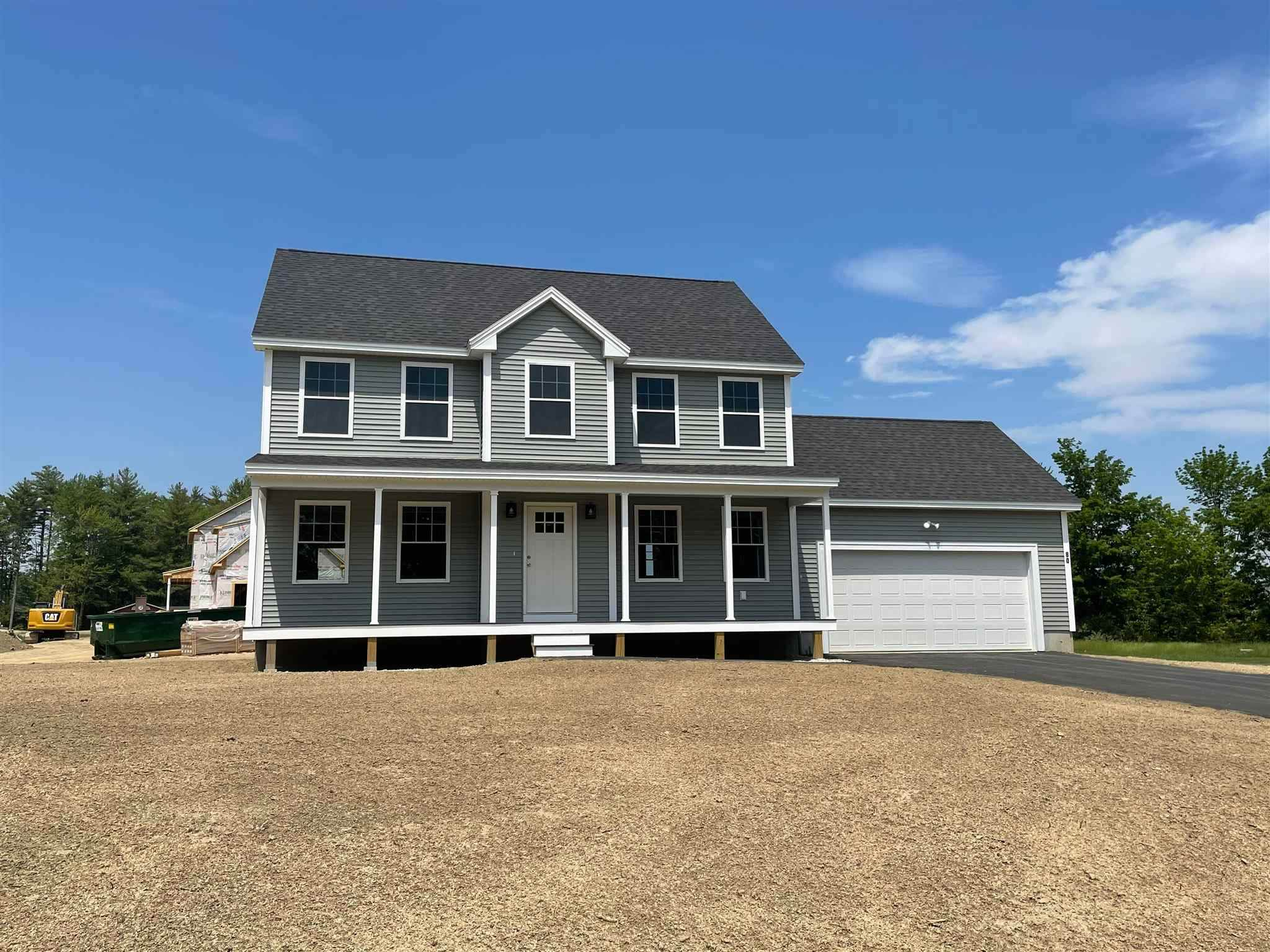 Lot 310-17 Meadow Court 310-17, Rochester, NH 03839 (MLS #4844286) :: Team Tringali