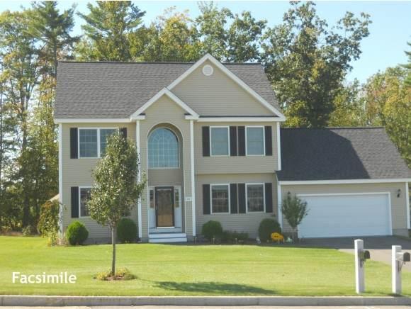 Lot 13-69 University Circle 13-69, Hooksett, NH 03106 (MLS #4847988) :: Signature Properties of Vermont