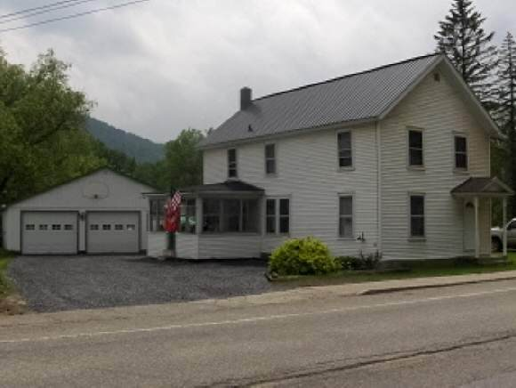 415 Lower Main W Street, Johnson, VT 05656 (MLS #4849845) :: The Gardner Group