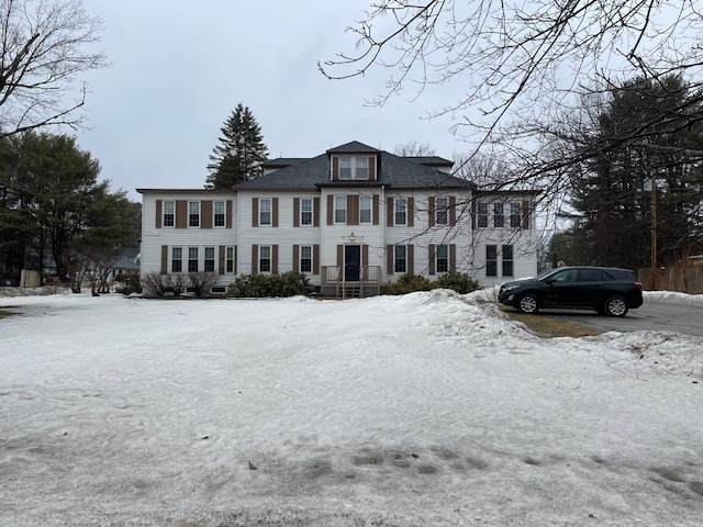 119 Main Street #2, New London, NH 03257 (MLS #4851610) :: Keller Williams Realty Metropolitan