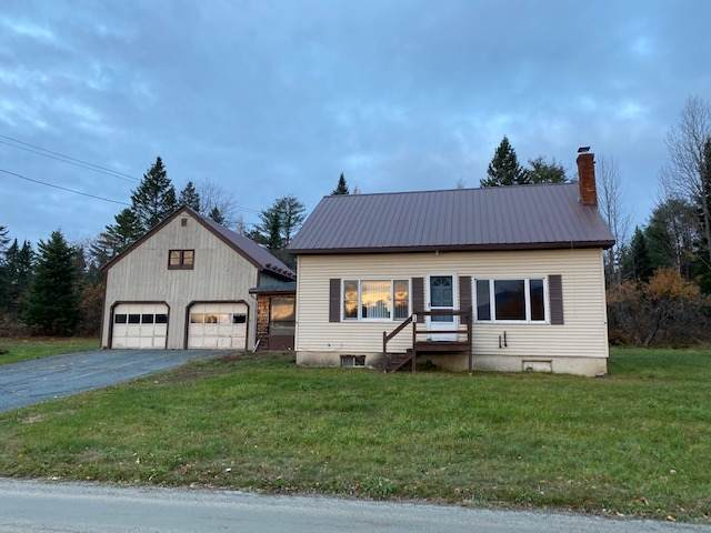 24 Turnpike Road, Jefferson, NH 03583 (MLS #4853979) :: Lajoie Home Team at Keller Williams Gateway Realty