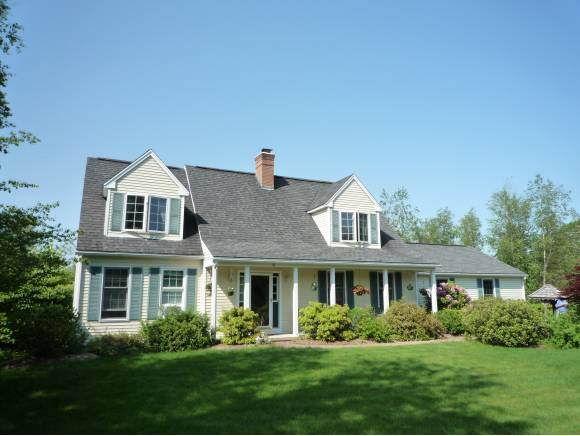 18 Brewster Heights, Wolfeboro, NH 03894 (MLS #4854056) :: Signature Properties of Vermont