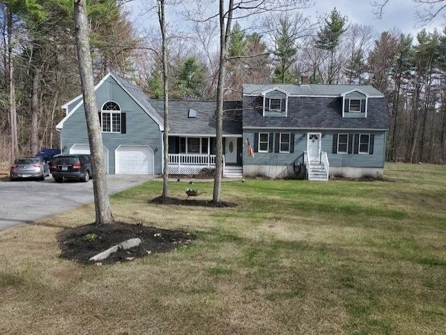 99 Arlene Drive, Pelham, NH 03076 (MLS #4856280) :: Lajoie Home Team at Keller Williams Gateway Realty