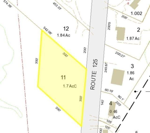 26511 Calef Highway, Barrington, NH 03835 (MLS #4859030) :: The Hammond Team