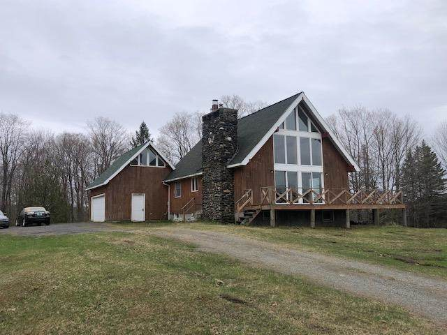 23 Rowell Road, Glover, VT 05875 (MLS #4859221) :: Hergenrother Realty Group Vermont