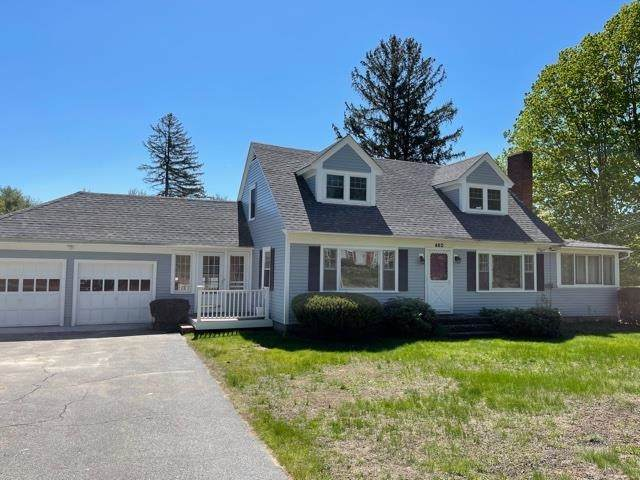 462 Josiah Bartlett Road, Concord, NH 03301 (MLS #4861247) :: The Hammond Team