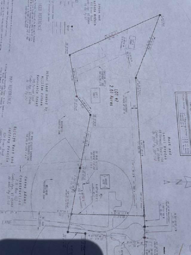 TBD Willow Lane Lot 7, Cambridge, VT 05444 (MLS #4862208) :: Signature Properties of Vermont