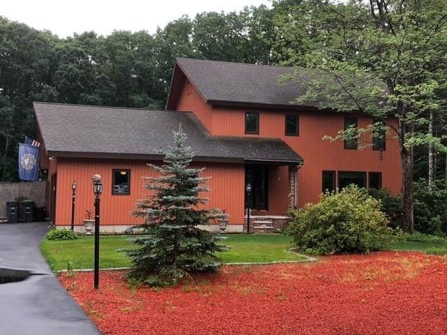 34 Corriveau Drive, Hooksett, NH 03106 (MLS #4871464) :: Lajoie Home Team at Keller Williams Gateway Realty
