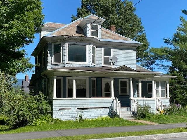 405 Maple Street, Stowe, VT 05672 (MLS #4875460) :: The Gardner Group