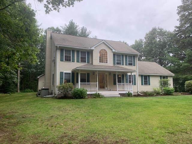 60 Wilson Hill Road, Merrimack, NH 03054 (MLS #4884943) :: Jim Knowlton Home Team