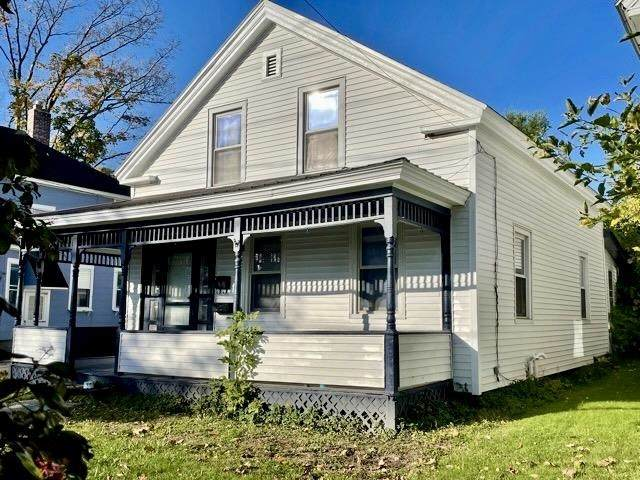 38 North Elm Street, St. Albans City, VT 05478 (MLS #4887937) :: Hergenrother Realty Group Vermont