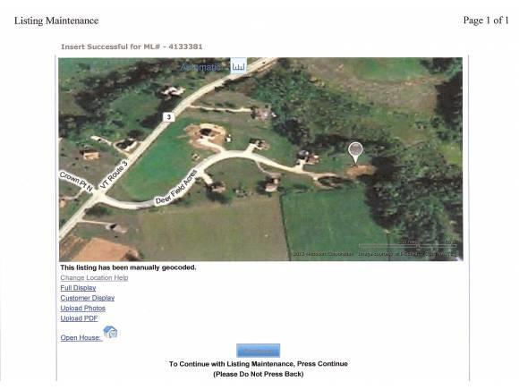 TBD Deer Field Acres, Pittsford, VT 05763 (MLS #4133381) :: Keller Williams Coastal Realty