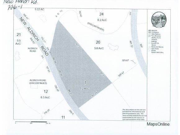0 New Aldrich Road, Grantham, NH 03753 (MLS #4180269) :: Keller Williams Coastal Realty