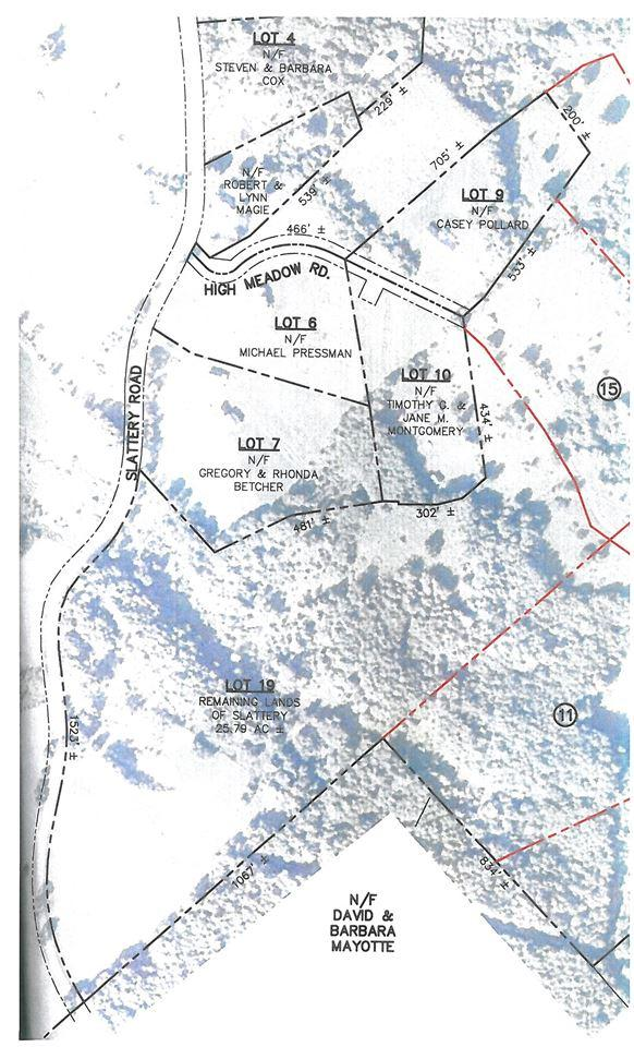 Lot 19 Slattery Road, Fletcher, VT 05445 (MLS #4621288) :: The Gardner Group
