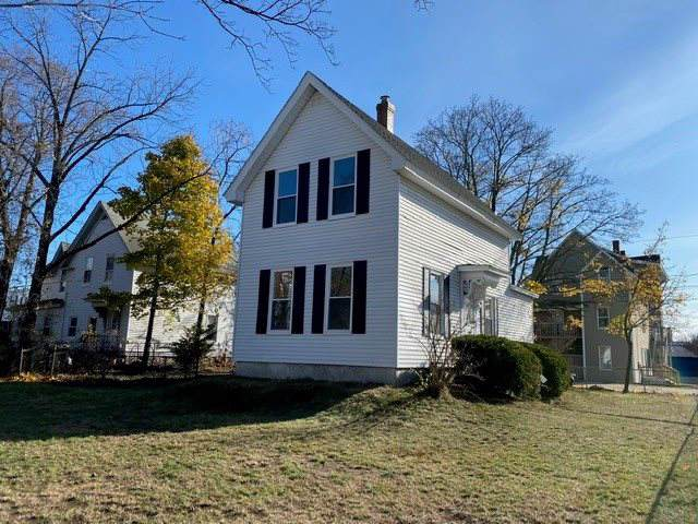 321 Maple Street, Manchester, NH 03103 (MLS #4784914) :: Parrott Realty Group