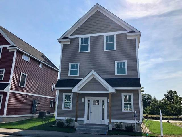 Unit 8 Landmark Hill Square Unit 8/#56, Kittery, ME 03904 (MLS #4811757) :: Keller Williams Coastal Realty