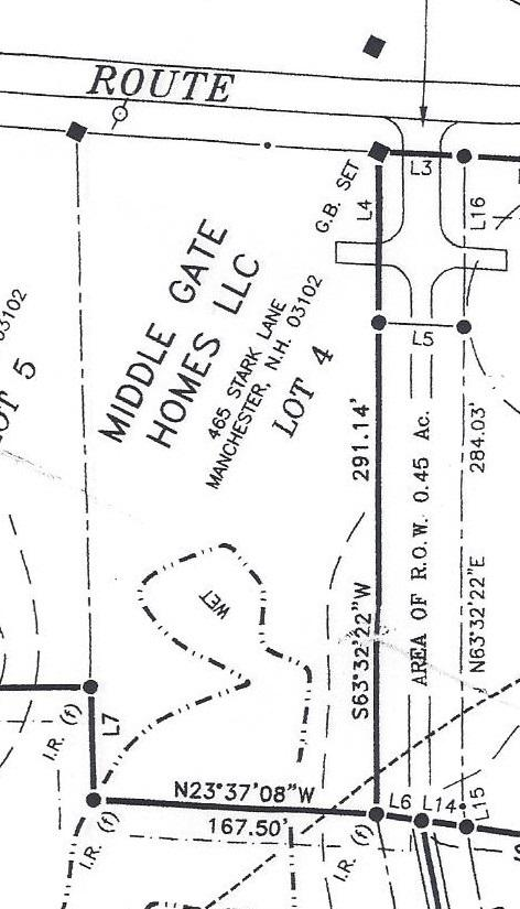 lot 4 Main Street, New Hampton, NH 03256 (MLS #4681375) :: Keller Williams Coastal Realty