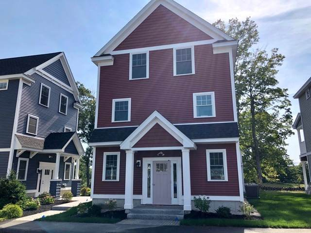 52 Landmark Hill Square Unit 7, Kittery, ME 03904 (MLS #4794940) :: Keller Williams Coastal Realty