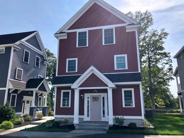52 Landmark Hill Square Unit 7, Kittery, ME 03904 (MLS #4794941) :: Lajoie Home Team at Keller Williams Gateway Realty
