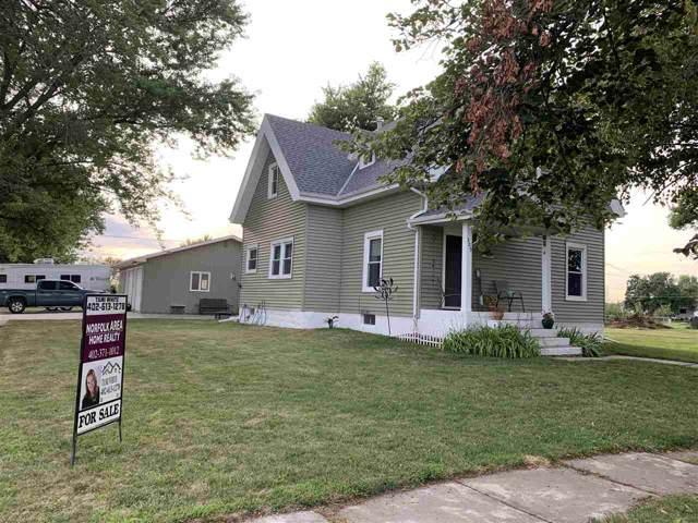 305 N Main St., Pilger, NE 68768 (MLS #190408) :: Berkshire Hathaway HomeServices Premier Real Estate