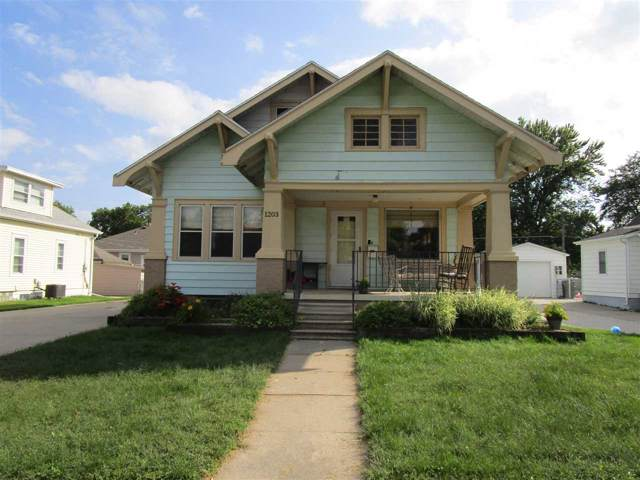 1203 W Park Ave, Norfolk, NE 68701 (MLS #190496) :: Berkshire Hathaway HomeServices Premier Real Estate