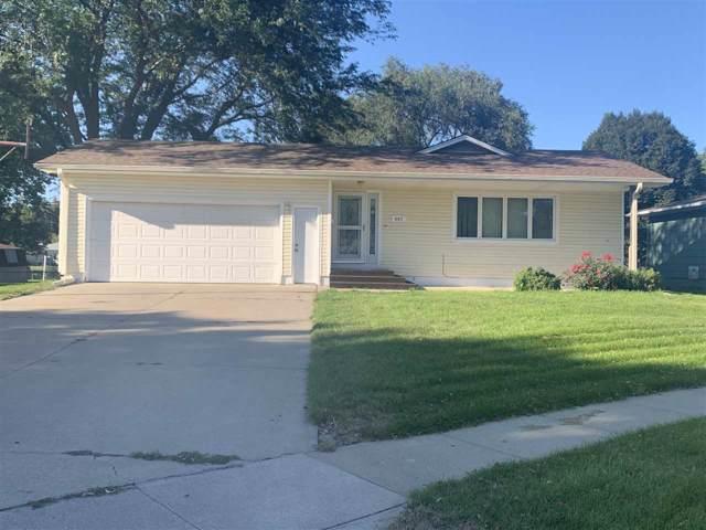 407 E Klug, Norfolk, NE 68701 (MLS #190510) :: Berkshire Hathaway HomeServices Premier Real Estate
