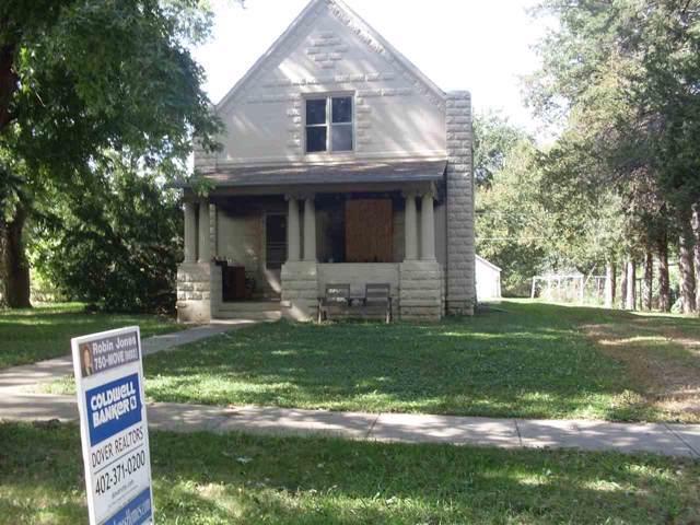 1410 W 2nd Street, Crofton, NE 68730 (MLS #190543) :: Berkshire Hathaway HomeServices Premier Real Estate