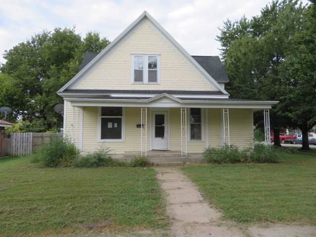 804 F Ave, Central City, NE 68826 (MLS #190576) :: Berkshire Hathaway HomeServices Premier Real Estate