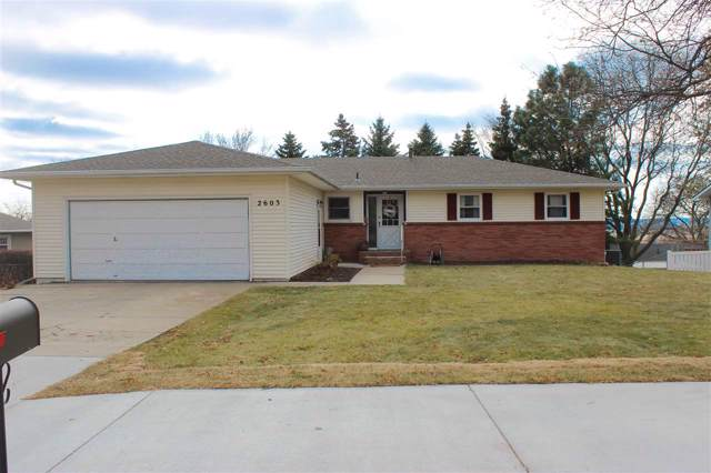 2603 W Prospect Ave, Norfolk, NE 68701 (MLS #190675) :: Berkshire Hathaway HomeServices Premier Real Estate
