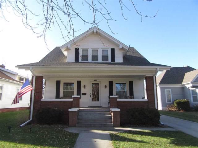 312 S 12th St, Norfolk, NE 68701 (MLS #190710) :: Berkshire Hathaway HomeServices Premier Real Estate