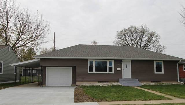 816 S 7th St, Norfolk, NE 68701 (MLS #210309) :: kwELITE