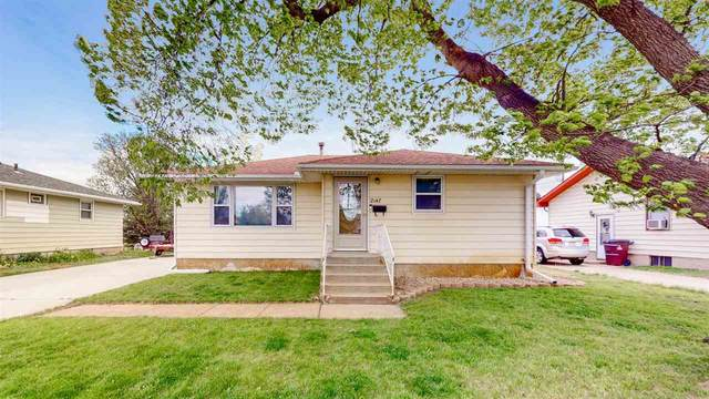 2147 8th Avenue, Columbus, NE 68601 (MLS #210370) :: kwELITE