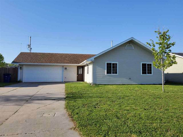 314 Forest Dr., Norfolk, NE 68701 (MLS #210401) :: kwELITE