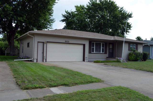 803 E Prospect Ave, Norfolk, NE 68701 (MLS #190429) :: Berkshire Hathaway HomeServices Premier Real Estate