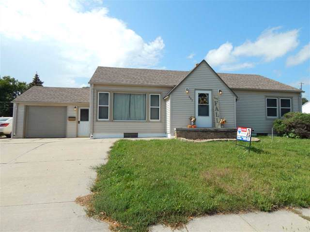 603 N 13th Street, Norfolk, NE 68701 (MLS #190486) :: Berkshire Hathaway HomeServices Premier Real Estate