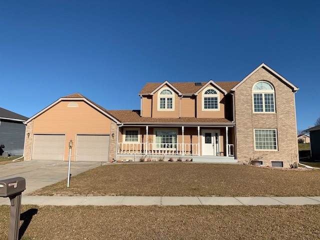 1627 Hackberry Dr, Norfolk, NE 68701 (MLS #190696) :: Berkshire Hathaway HomeServices Premier Real Estate