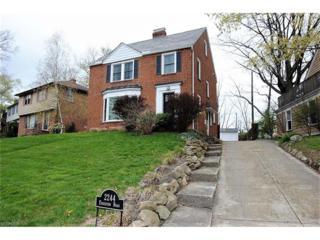 2244 Edgerton Rd, University Heights, OH 44118 (MLS #3895774) :: The Crockett Team, Howard Hanna