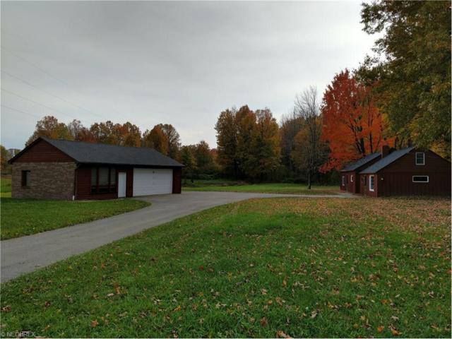1411 W Western Reserve Rd, Poland, OH 44514 (MLS #3858937) :: Keller Williams Chervenic Realty