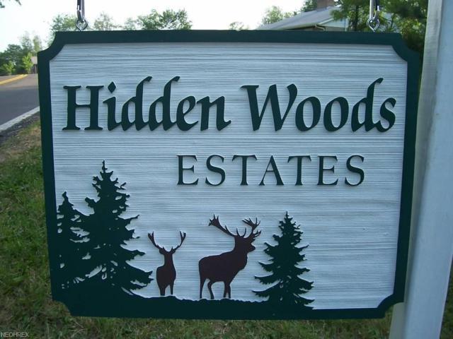 Walnut Rd Lt 13 Aka Hidden Woods Estates, Weirton, WV 26062 (MLS #3890633) :: Tammy Grogan and Associates at Cutler Real Estate