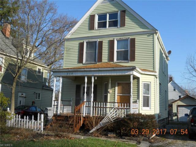210 Harvard Ave, Elyria, OH 44035 (MLS #3891203) :: The Crockett Team, Howard Hanna