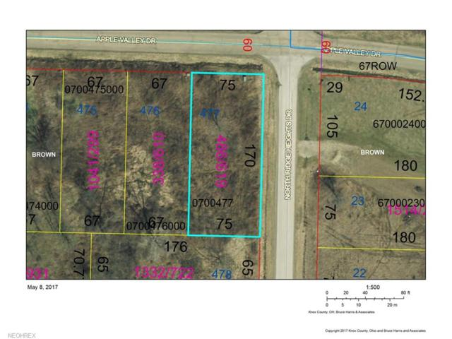 0 Apple Valley Dr Lot 477, Howard, OH 43028 (MLS #3901368) :: Tammy Grogan and Associates at Cutler Real Estate
